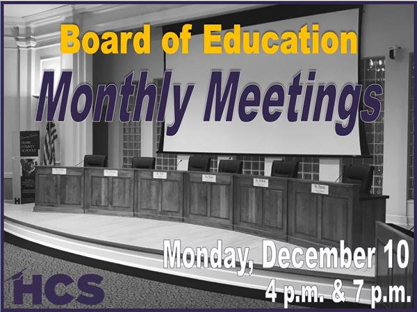 June BOE Meetings