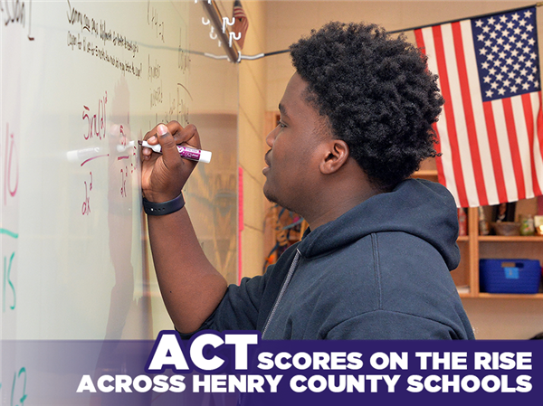 ACT Scores on the Rise Across Henry County Schools