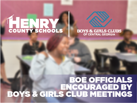 BOE Officials Encouraged By Boys & Girls Club Meetings
