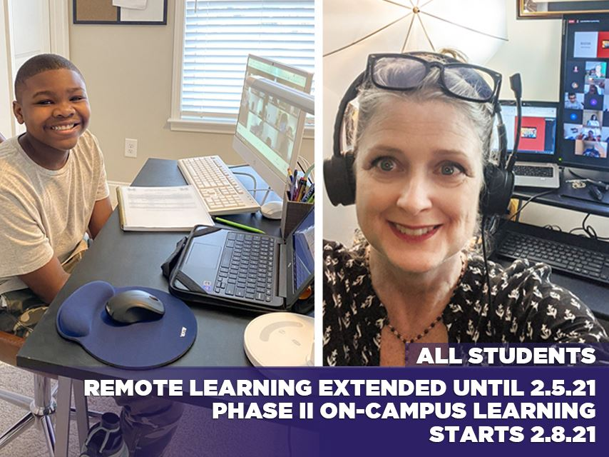 Henry County Schools Extends Remote Learning to February 5th