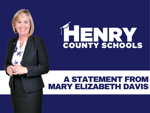 A Statement from Superintendent Mary Elizabeth Davis on the Unifying Role of Public Education