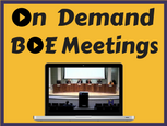 On Demand BOE Meetings