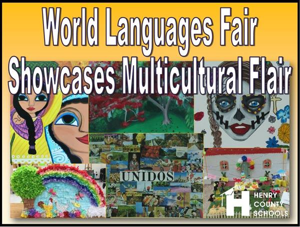 World Languages Fair Showcases Multicultural Flair in Henry County