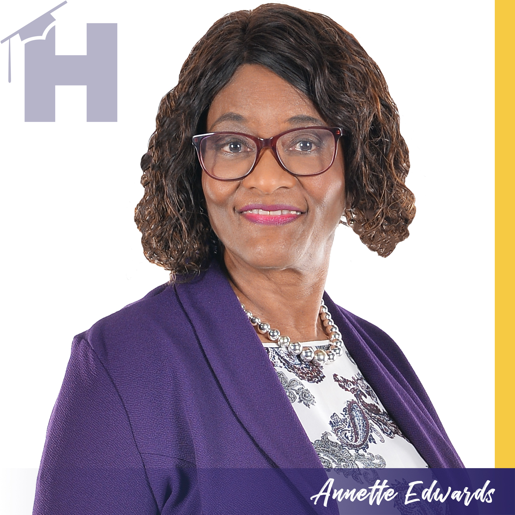 Annette Edwards, Vice-Chair - District 5