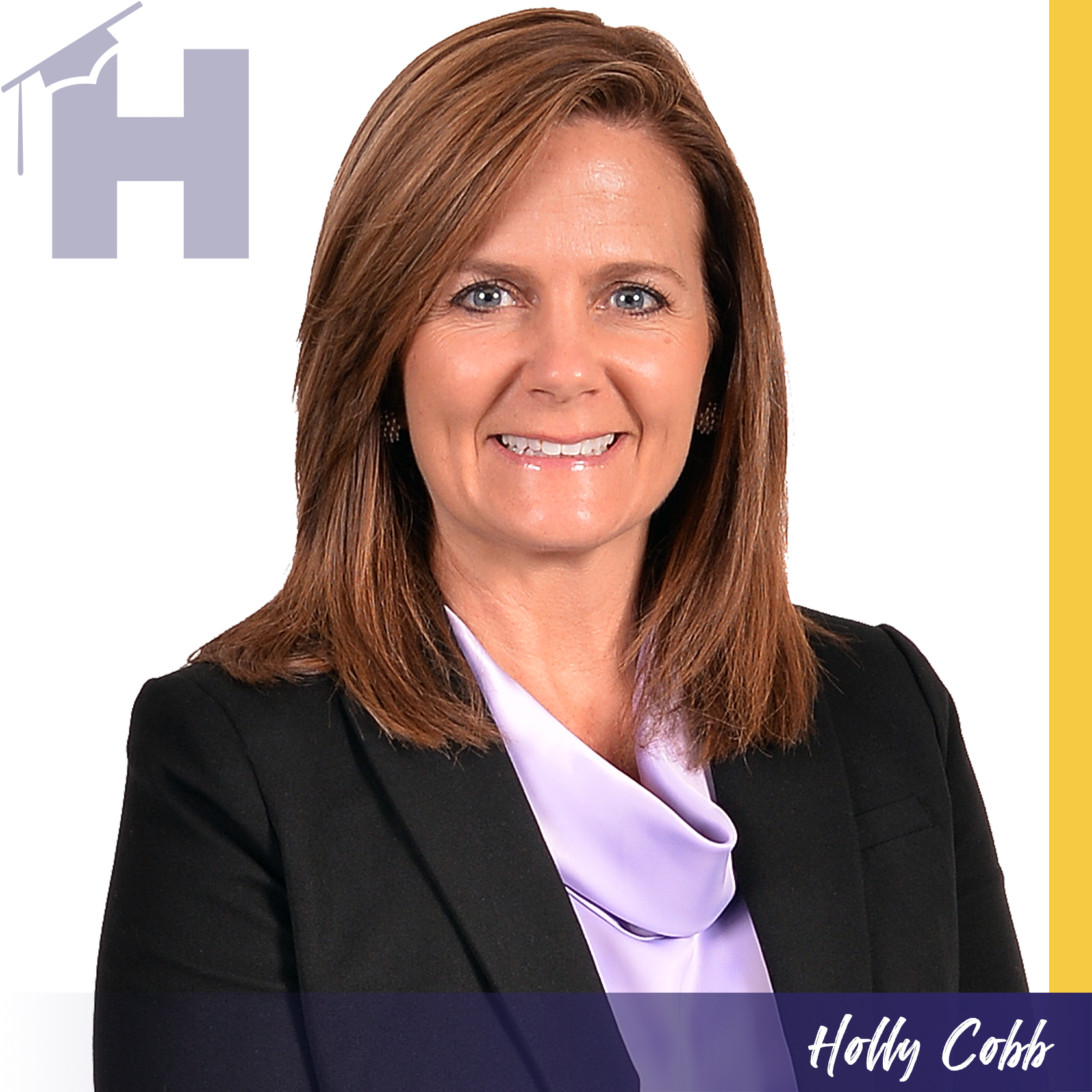 Holly Cobb, Chair - District 3