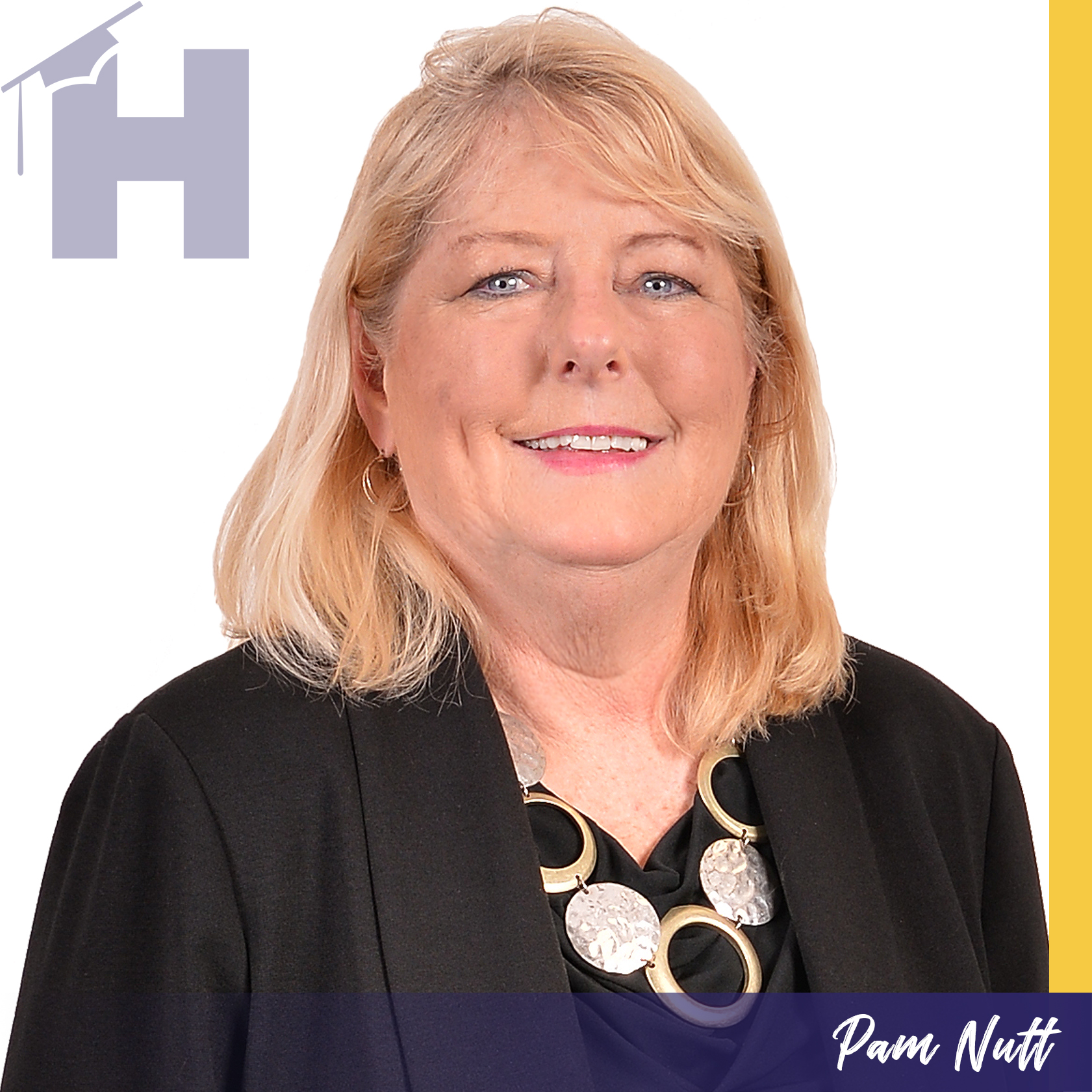 Dr. Pam Nutt - District 1