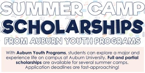 Auburn Summer Camp