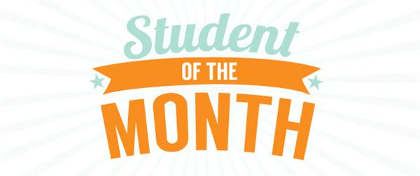 Announcing Our March Students of the Month