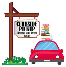 Curbside Library Book Pickup Is Here!