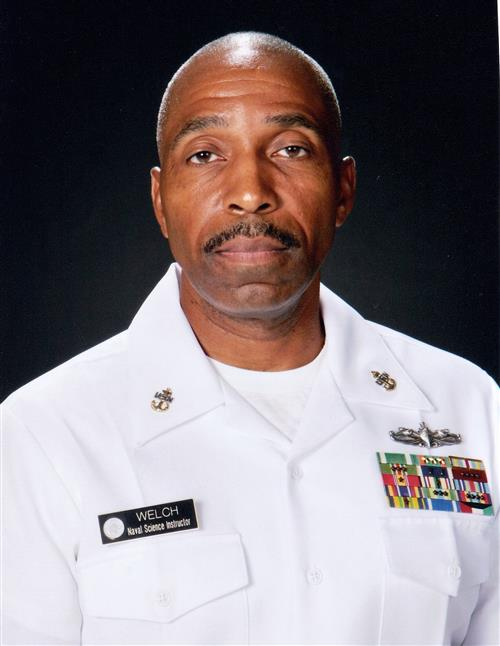 NJROTC: Welch, Timothy / Overview and Chief Welch Bio
