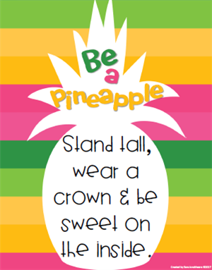Pinapple Quote