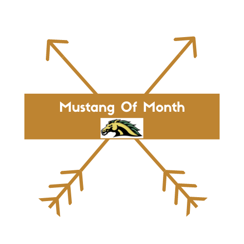 Congratulations September Mustangs of the Month