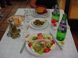 comida tipíca española
