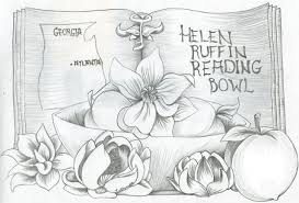 Reading Bowl Logo