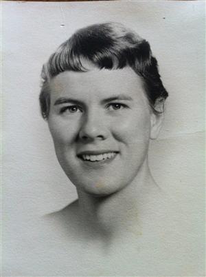In Loving Memory of Mary Basden Grey