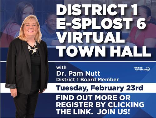 Dr. Pam Nutt District 1