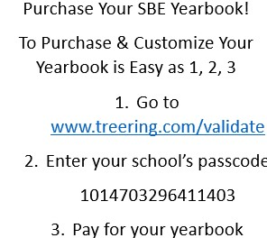 Purchase Your SBE Yearbook