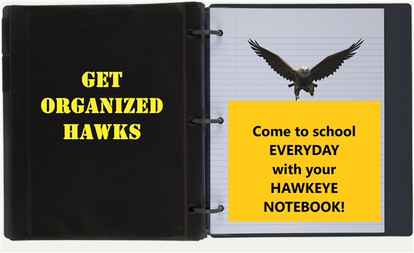 Warhawk  Notebook Requirements