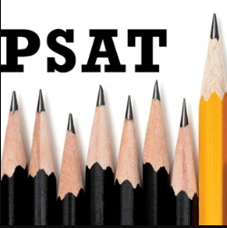 Sign up now for the PSAT!