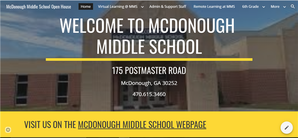 In case you missed MMS's Virtual Open House