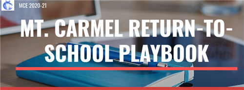 MCE Return-To-School Playbook