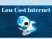Low-Cost Internet