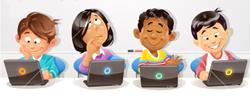 kiddos and computers