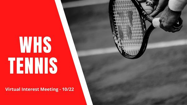 Tennis Interest Meeting and Survey