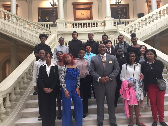ARMS Scholars Head to the State Capital
