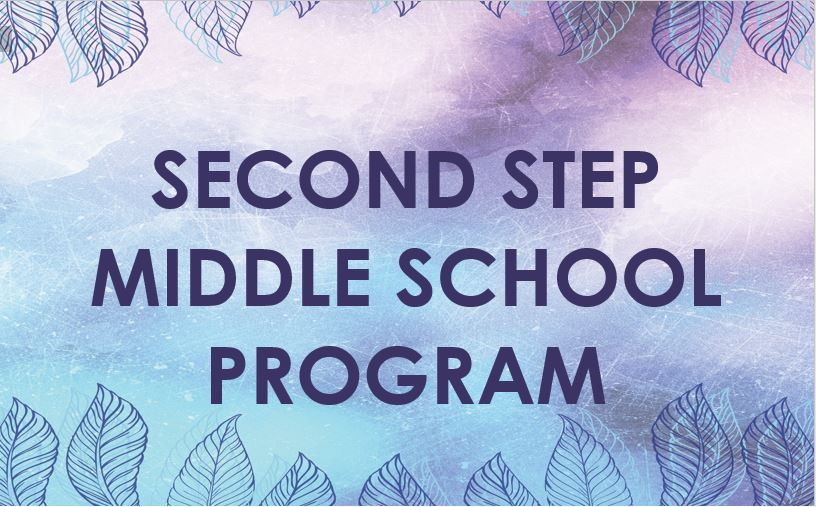 Second Step Middle School Program