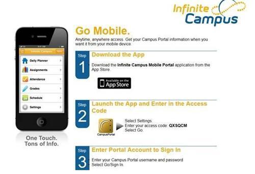Infinite Campus Online Grades Infinite Campus Mobile Access
