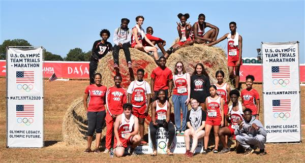 Woodland High School Cross Country