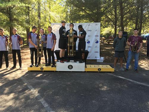 "HCHS-AAS Orienteers WIN at the 6th Annual ""Jolly Roger"" Meet"
