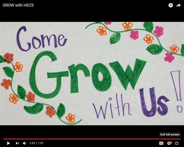 Grow with HES