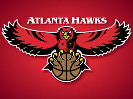 Fairvew attends the Atlanta Hawks Game