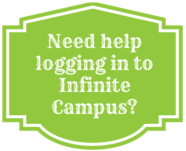 Need help logging in to Infinite Campus?