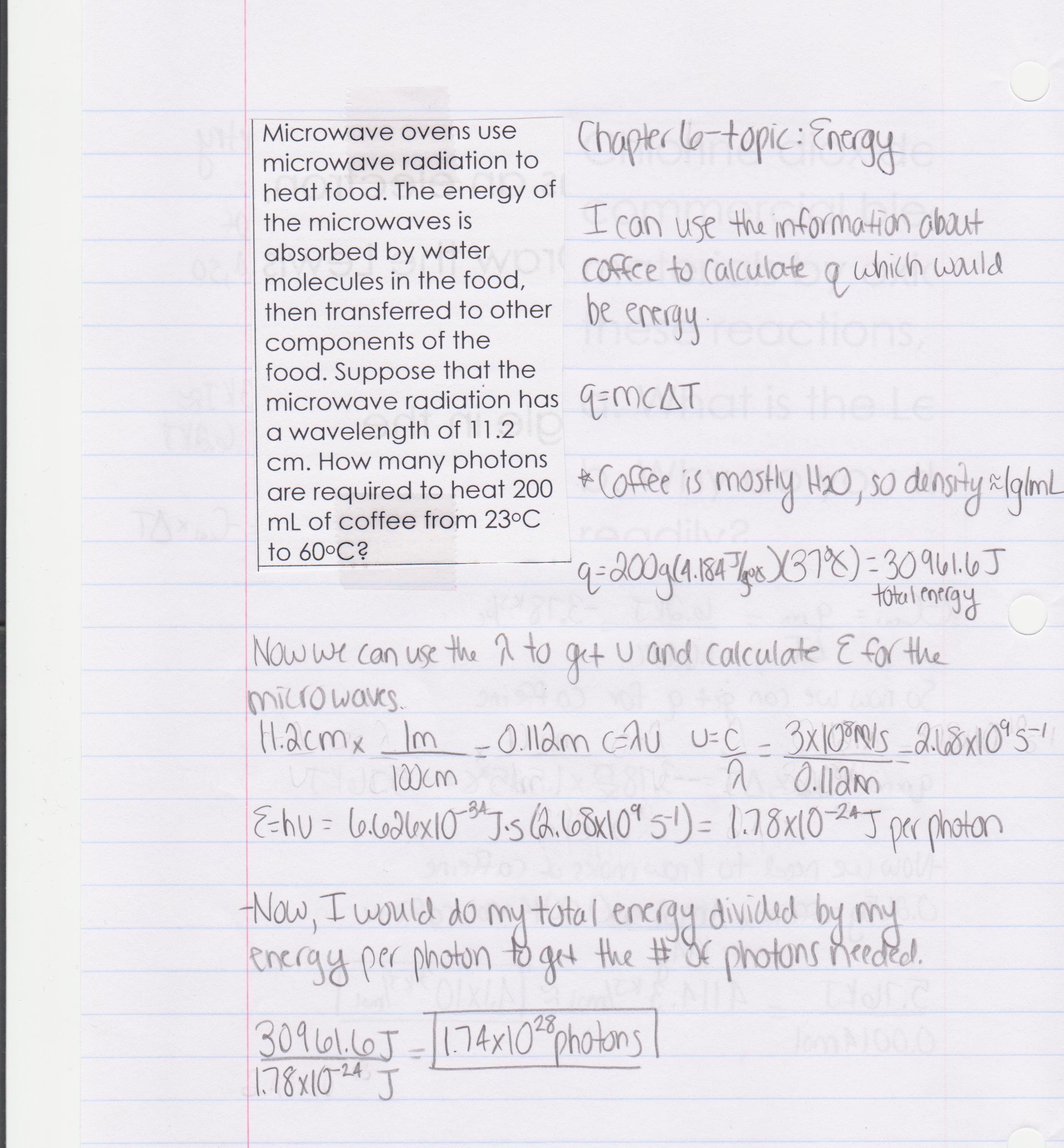 Science - Borders, Jennie / AP Chemistry