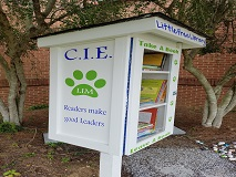 Cotton Indian's Little Library