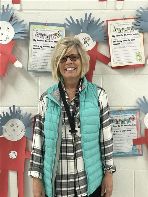 February Staff Member of the Month - Christi Carlisle