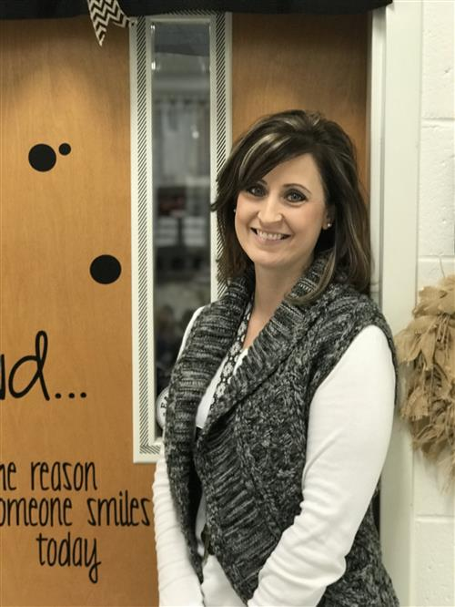 December Teacher of the Month - Amanda Malette