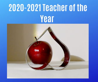 2020-2021 Teacher of the Year