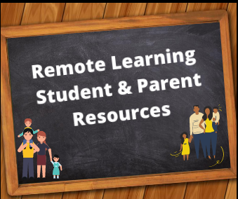 HCS Remote Learning Student & Parent Resources