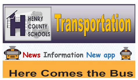 Transportation / Here Comes the Bus app