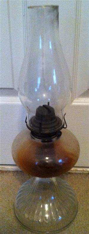 Picture of an Oil Lamp