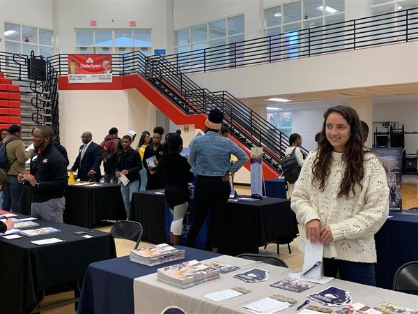 DHS Annual College Fair was a Great Success!