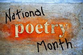 April, National Poetry Month
