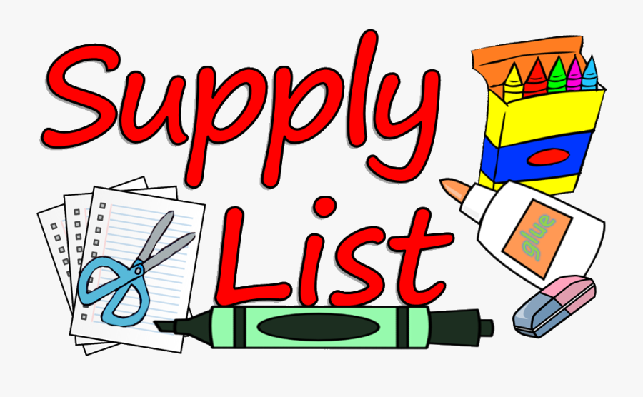 Grade Level Supply List (Virtual Learning)