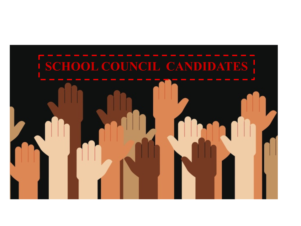 Get to know our WES 2020 School Council Candidates