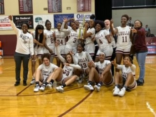Champions: Basketball Lady Lions - The Lady Lions competed in the holiday Tampa Bay Christmas Invitational Basketball Tournament that attracts teams from all over the southeast and earned the championship!