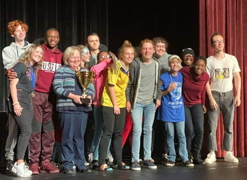 Peter/Wendy, LHS One-Act Play, named Region Champion, will compete in the State One-Act play competition on Saturday, November 2. Dawson Babischkin named Best Actress; Aryana Barnes and Makylah Jackson named to the Region All Star cast.